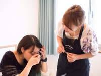 美容師が教えるセルフマツエク講座♡