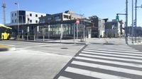 拝島駅の自転車置き場がすごい。変貌を遂げた拝島駅南口