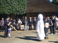 昭和の結婚式