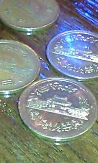 今日の合言葉「10円で・・・」