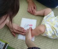 5/21(月)魔法のチョーク「キットパス」であかちゃんの手形足形をとろう! aonaイベント 2018/04/07 18:00:00