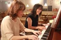 2017年9月24日(日)aona sprout concert 「みんなでジャズを楽しもう!」 高田ひろ子・ピアノソロ