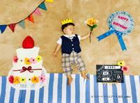 10/18(水)【ベビードリームアート】☆1/2&1st Birthday撮影会☆ aonaイベント