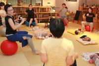 ★満員御礼★2/10(金)産後のバランスボール&ヨーガ★aonaイベント情報