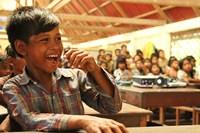 講演会「カンボジアの子どもたちに映画を届けたい ~国境を越えて「夢の種」を~」