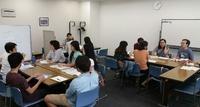 日本語グループ学習第2期 新しい仲間が加わりスタート!