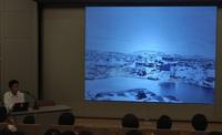 石川直樹氏講演会「地球を旅する」開催しました!