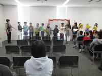 子ども日本語教室  お楽しみ会開催しました!