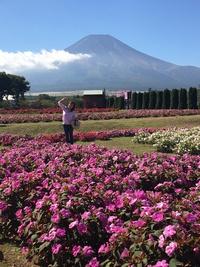 富士山〜♬ 2017/10/11 07:42:53
