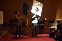 照明講習の写真