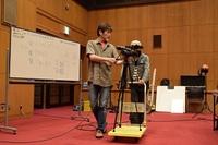 撮影講習の写真