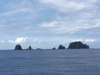伊豆諸島・神津島「恩馳島」へ