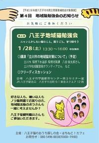 第4回 地域猫勉強会 2017/01/13 11:51:48