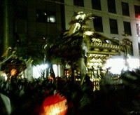 府中大国魂神社でゴールデンウィークに「くらやみ祭り」開催