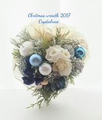 11月のレッスンスケジュールとハートのクリスマスリース