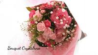 贈呈用の花束のオーダー