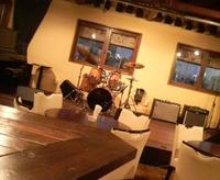 ばくだん畑(カフェ・貸しホール・たまに音楽)/立川 2009/10/02 20:52:36