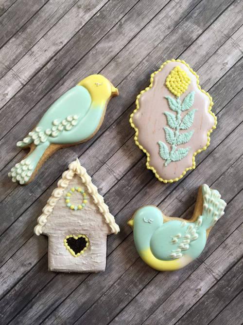 小鳥クッキー