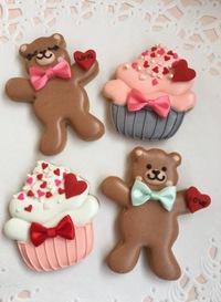 (GK)アイシングクッキー☆バレンタイン
