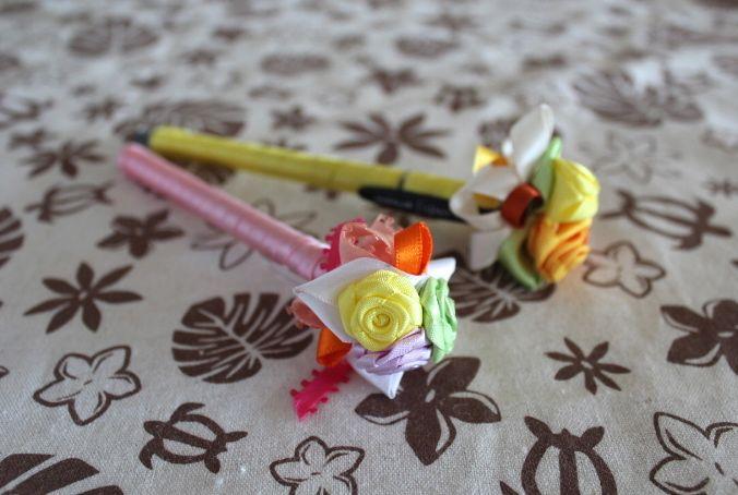 リボンレイ☆ローズペン
