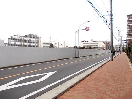 日本無線跡地