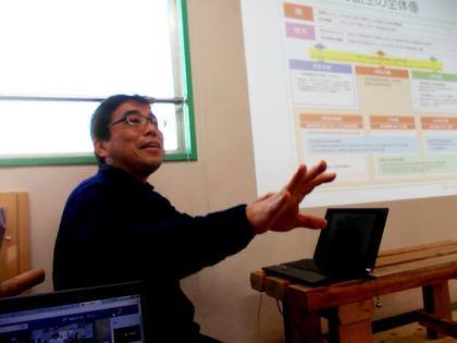 多摩信・長島さんのRESAS2.0解説