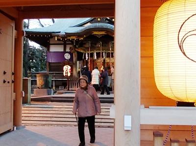 下連雀八幡神社