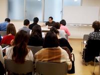 坪田講師による講習会