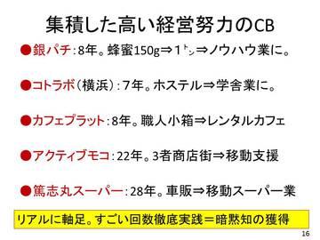 2013年関東経産局の最新CB事例集から