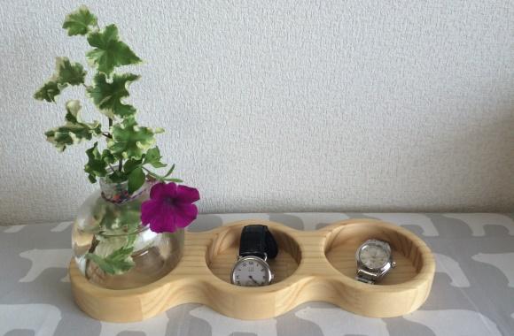 木製トレイ・ベンチ