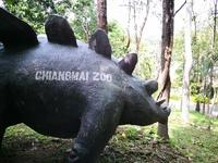 タイ チェンマイ動物園