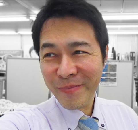 イツミヤ代表 中野 智行