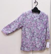 高齢女性の体形に合わせたTシャツです。八王子シニア婦人服専門店イツミヤ