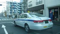 八王子:現代グレンジャー個人タクシー発見。