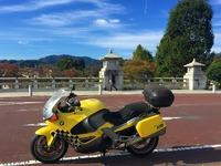 バイクで検診にゆけました(^-^)
