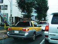 SUBARU:バハというなの逆輸入車。八王子で見かけました。
