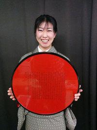 【個展『花咲く春にあう】沈金師 春日友子さん