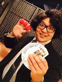 【マジシャン】 ポンデリング澤田さん 2016/12/19 08:00:00
