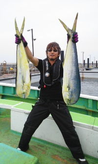 15日(火) LTルアー・ショート船 募集!