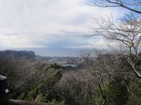 里見八犬伝のゆかりの山、富山に登ってきました。