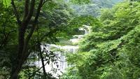 ユーシン渓谷を歩いて