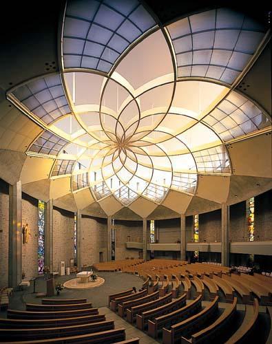 8月20日 イグナチオ教会見学✨