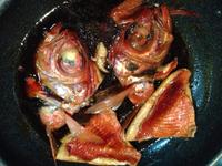 金目鯛の煮付け♪