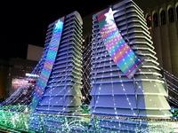 2014 クリスマスイルミネーション点灯式 2014/12/23 18:53:11