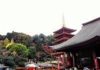高幡不動尊へ七五三のお詣り、貫主の法話から子育てを学ぶ