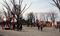 子ども大喜び!都市緑化はちおうじフェア会場となる「富士森公園」がリニューアル