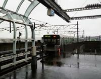 土砂降り地下鉄グリーンラインと横浜環状鉄道構想