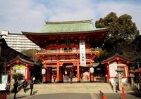 神戸市中央区の生田神社は「源平合戦」の現場だった!