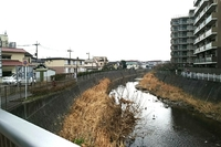 町田と相模原を繋ぐ境川の境橋から地方創生を考える
