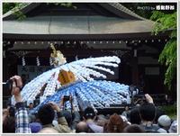 これぞ!多摩地区最大の祭りだ♪大國魂神社くらやみ祭(府中市)